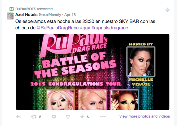 RupaulBOTS retweet