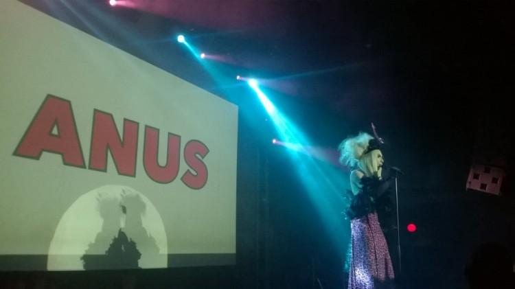 Alaska's Anus