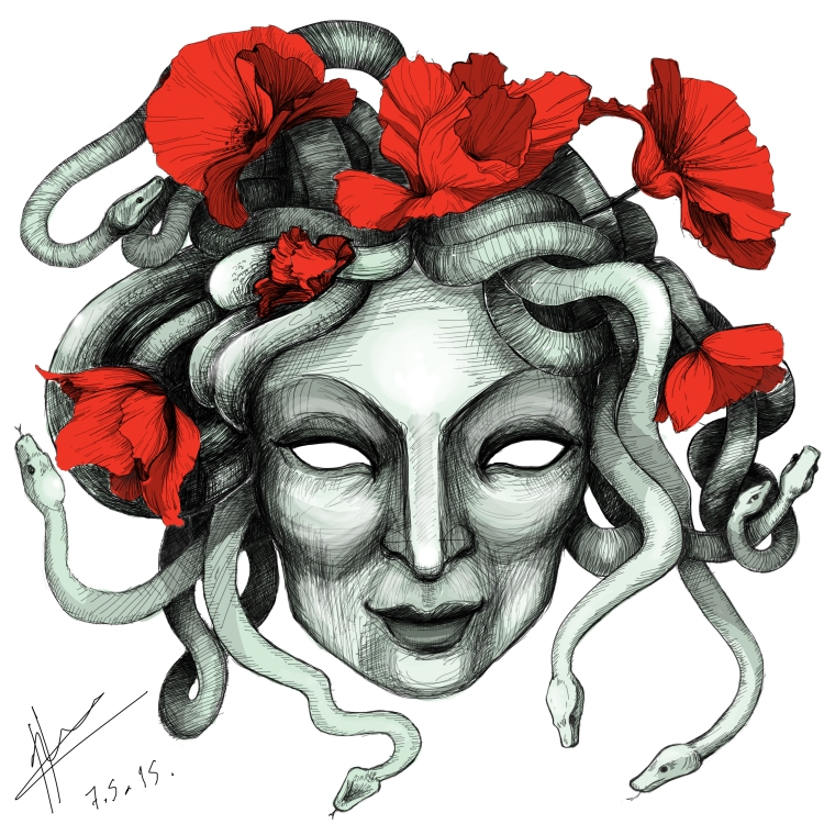 Medusa by Harald Meyer-Delius